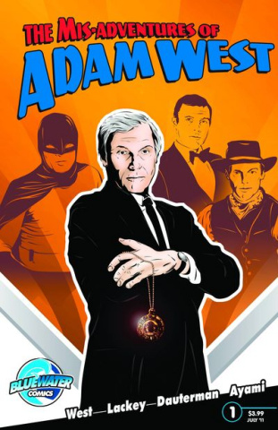 The Mis-Adventures of Adam West #1