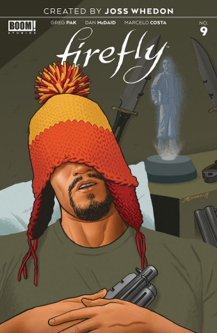Firefly #9 (Preorder Quinones Cover)