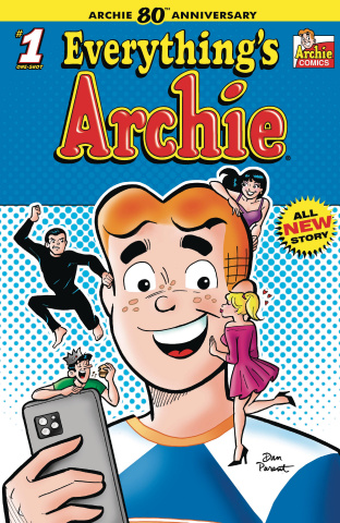 Archie 80th Anniversary: Everything Archie #1 (Dan Parent Cover)