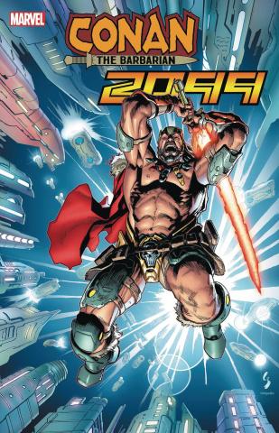 Conan 2099 #1