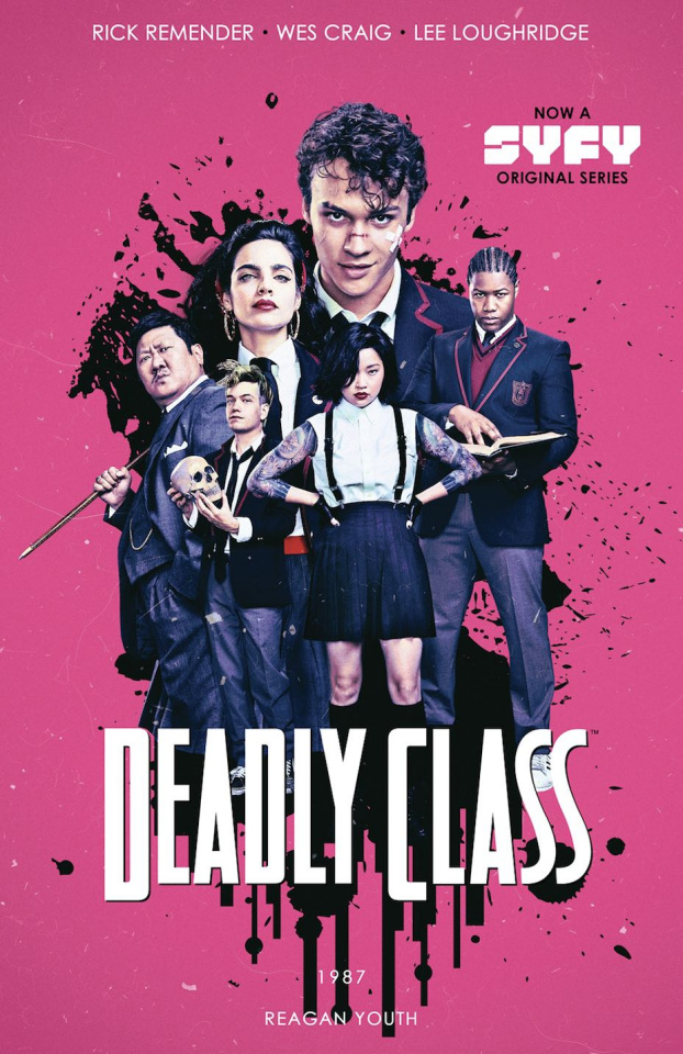 Deadly Class Vol. 1 (Media Tie-In Edition)