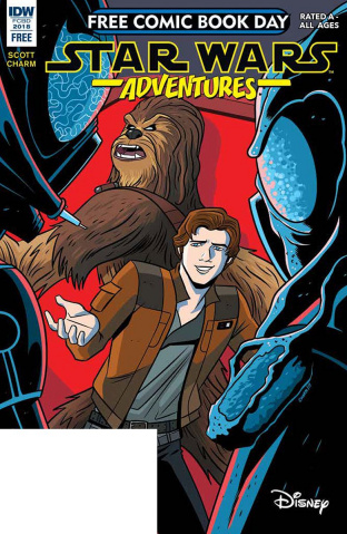Star Wars Adventures (FCBD) 2018