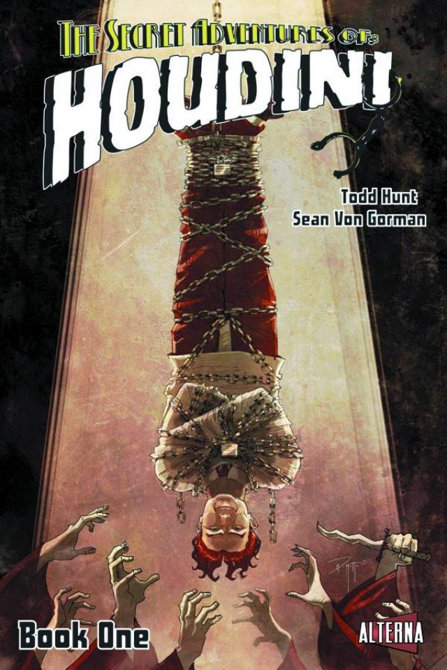The Secret Adventures of Houdini