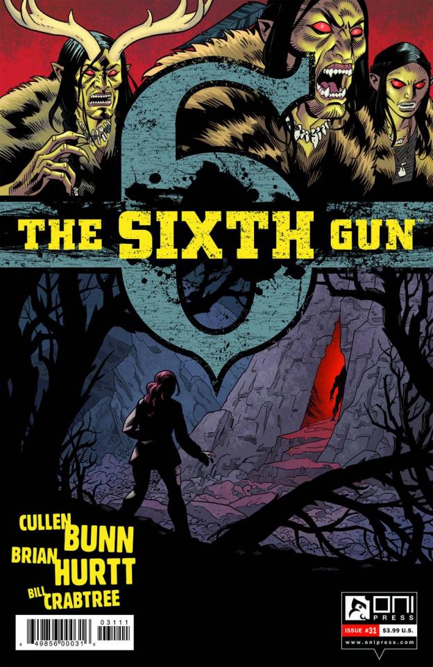 The Sixth Gun #31