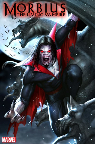 Morbius #1 (Inhyuk Lee Cover)