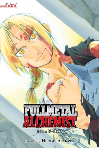 Fullmetal Alchemist Vol. 9 (3-in-1 Edition)