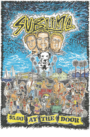 Sublime: $5.00 at the Door