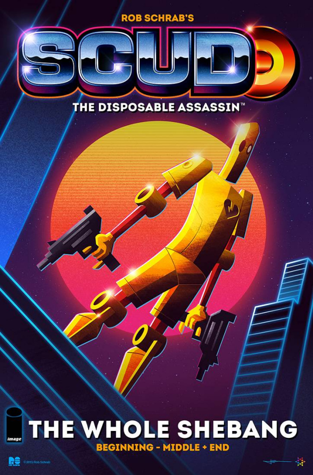 Scud: The Disposable Assassin  - The Whole Shebang