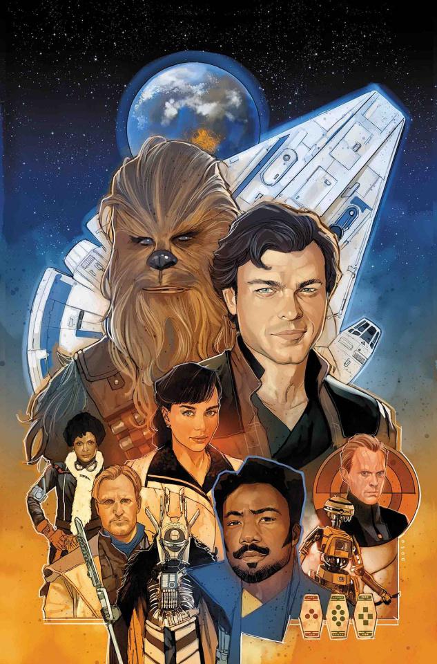 Star Wars: Solo #1