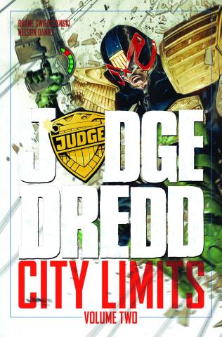 Judge Dredd: City Limits Vol. 2