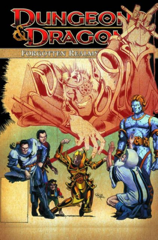 Dungeons & Dragons: Forgotten Realms Vol. 3