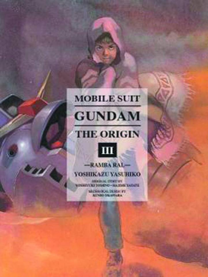 Mobile Suit Gundam: The Origin Vol. 3: Ramba Ral