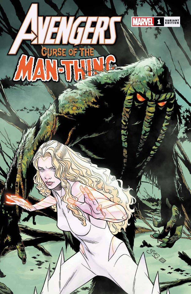 Avengers: Curse of the Man-Thing #1 (Sprouse Cover)
