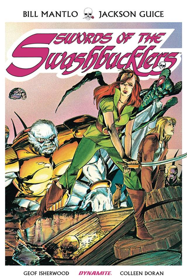 Swords of the Swashbucklers