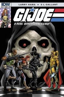 G.I. Joe: A Real American Hero #213
