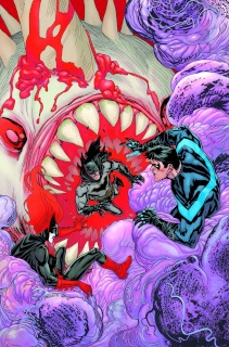 Detective Comics #942 (Monster Men)