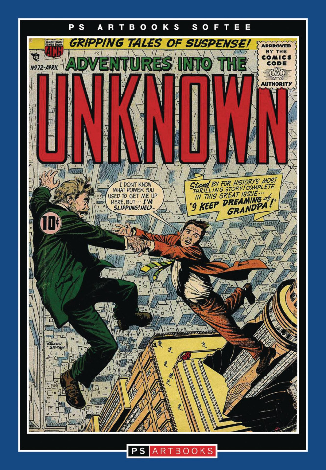 Adventures Into the Unknown! Vol. 13