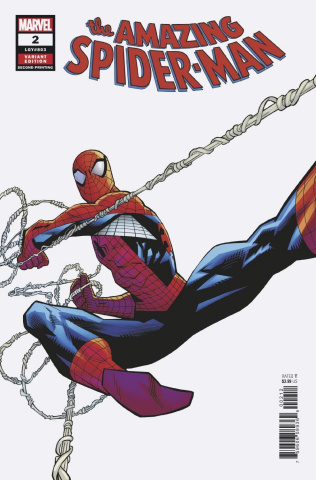 The Amazing Spider-Man #2 (Ottley 2nd Printing)