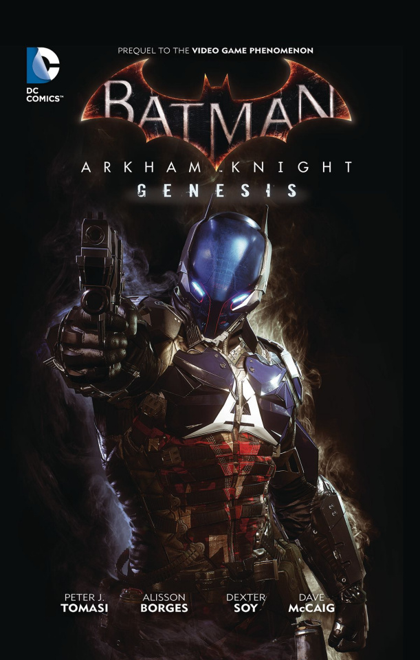 Batman: Arkham Knight - Genesis