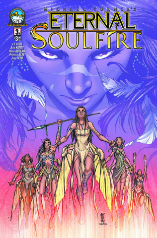 Eternal: Soulfire #3 (Direct Market Cover A)