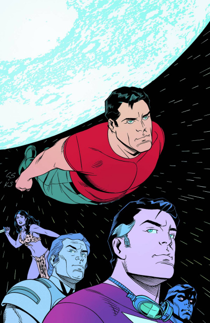 Tom Strong and the Planet of Peril #5