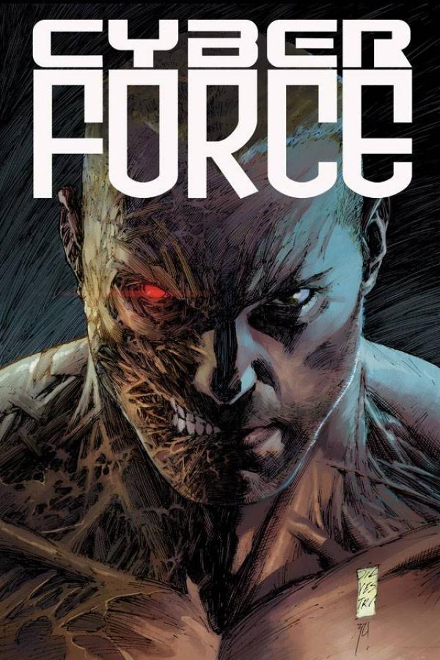 Cyber Force #10