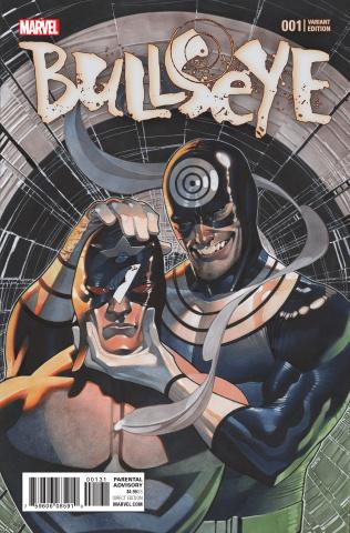 Bullseye #1 (Variant Cover)