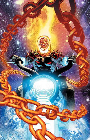 Cosmic Ghost Rider #1 (Deodato Cover)