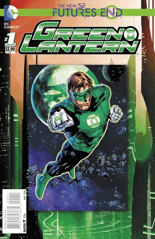 Green Lantern: Future's End #1