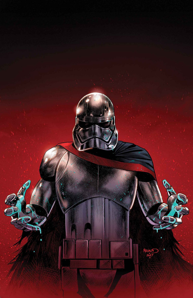 Journey to Star Wars: The Last Jedi - Captain Phasma #4