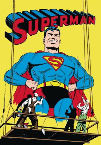 Superman: The Golden Age Vol. 3 (Omnibus)