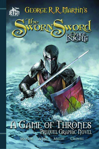 The Hedge Knight Vol. 2: The Sworn Sword (Jet City Edition)