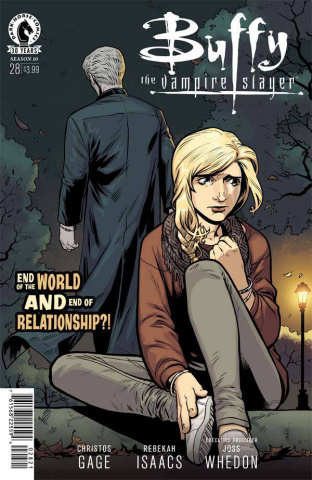 Buffy the Vampire Slayer, Season 10 #28 (Isaacs Cover)