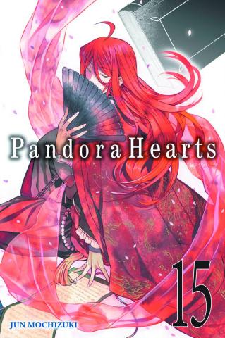 Pandora Hearts Vol. 15