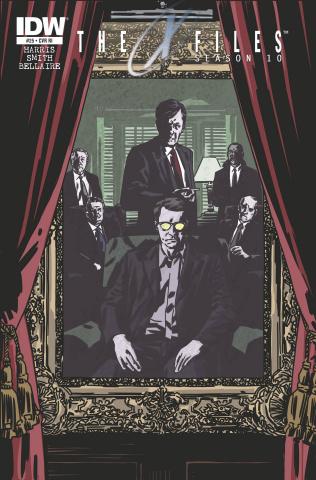 The X-Files, Season 10 #25 (10 Copy Cover)