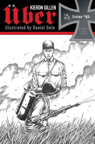 Über #25 (Blitzkrieg Cover)