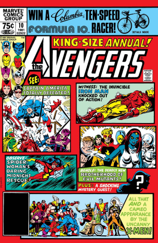 Captain Marvel: Betrayed #1 (True Believers)