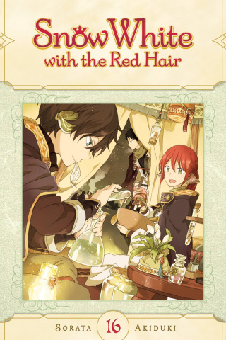 Snow White with the Red Hair Vol. 16
