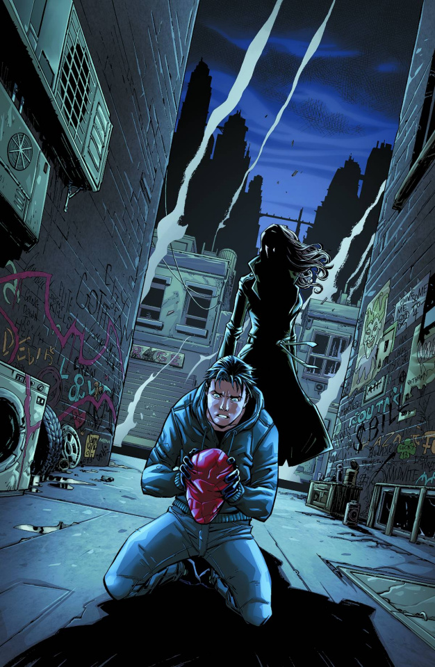Red Hood and The Outlaws #25: Zero Year