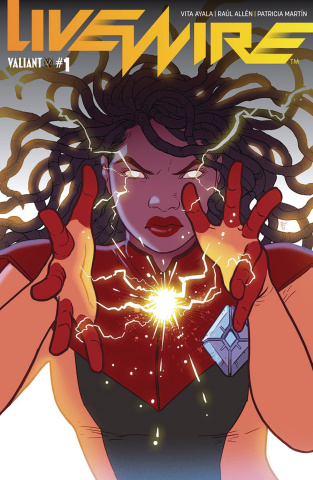 Livewire #1 (#1-8 Preorder Bundle Edition)
