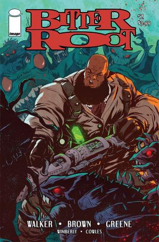 Bitter Root #2 (Greene Cover)