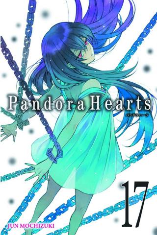 Pandora Hearts Vol. 17
