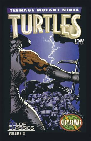 Teenage Mutant Ninja Turtles Color Classics: Series 3 #13