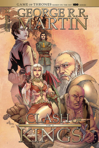 A Clash of Kings #11 (Rubi Cover)