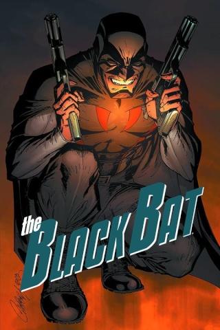The Black Bat Omnibus Vol. 1