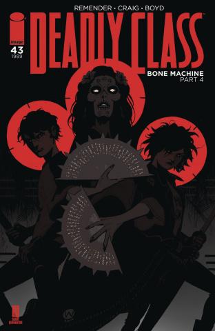 Deadly Class #43 (Craig Cover)