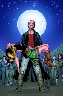 Buffy the Vampire Slayer, Season 9: Freefall #10 (Jeanty Cover)