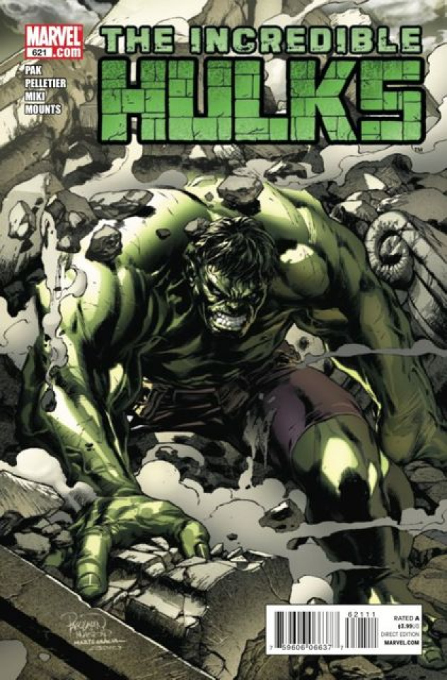 The Incredible Hulks #621