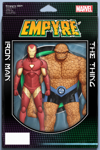 Empyre #1 (Christopher 2-Pack Action Figure Cover)