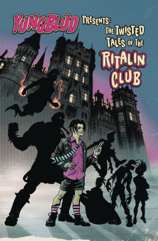 Yungblud Presents: Twisted Tales of the Ritalin Club